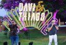 Matheus e Kauan e Wesley Safadão, participam da Gravação do DVD da dupla David e Thiago