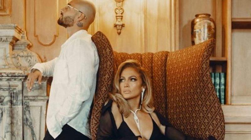 Maluma e Jennifer Lopez