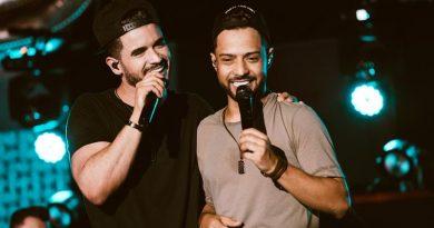 Thiago e Graciano ultrapassam 1 milhão de plays em música nova em menos de um mês
