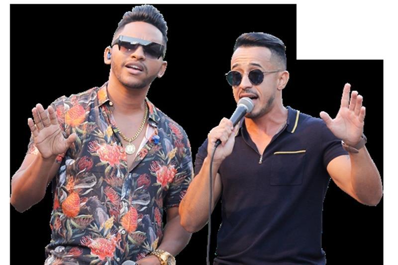 Bruno e Gaspar