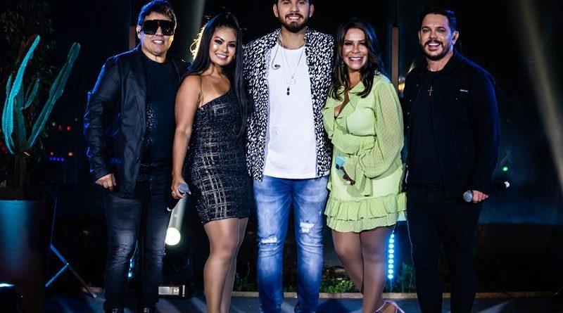 """""""MISTURA"""" é o novo projeto do cantor Gustavo Mioto, que traz ícones do forró como participações especiais"""