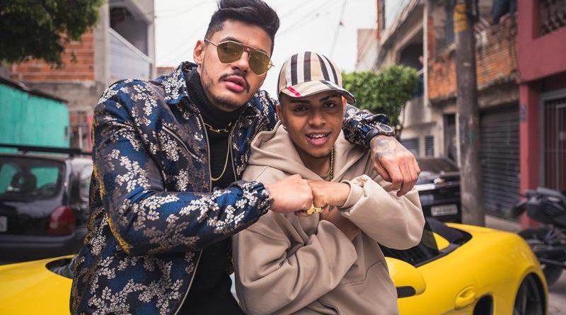 """Hungria Hip Hop lança parceria com MC Lipi e DJ GM em """"Um Brinde pra Nós"""""""